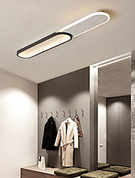 cheap -1-Light 12 cm Flush Mount Lights Metal Novelty Painted Finishes LED / Modern 110-120V / 220-240V