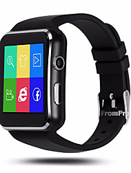 cheap -YYX6 Men Smartwatch Android iOS Bluetooth GPS Sports Touch Screen Calories Burned Long Standby Activity Tracker Sleep Tracker Sedentary Reminder Find My Device Exercise Reminder / Hands-Free Calls