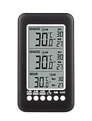 Недорогие -LITBest FT3315RF Для профессионалов / Прочный Электронный термометр Working range of indoor temperature test: 0°C~50°C (32°F~122°F) Dual outdoor channel temperature receiving range: -40 ° C -60 ° C
