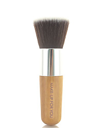 cheap -Professional Makeup Brushes 1 Piece Soft New Design Comfy Wood for Foundation Brush