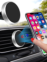 cheap -Universal Magnetic Mobile Phone Holder for iPhone X Samsung Huawei Car GPS Ventilation Magnet Bracket
