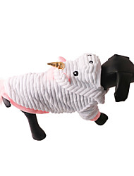 cheap -Dog Halloween Costumes Outfits Solid Colored Holiday Christmas Winter Dog Clothes Gray Costume Baby Small Dog Polyster S M L