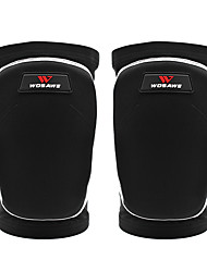 cheap -Running Gaiters / Knee Brace for Mountain Bike / MTB / Ski / Snowboard / Cross-Country Unisex Shockproof / Protection / Easy dressing Mountain Bike / Motorcycle Terylene / Lycra Spandex / EVA 1 Pair