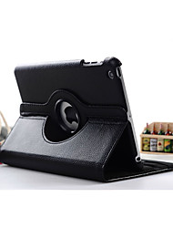 cheap -Case For Apple iPad (2018) / iPad (2017) Magnetic / Auto Sleep / Wake Up Full Body Cases Solid Colored PU Leather / TPU