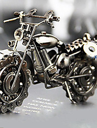 cheap -Display Model Diecast Vehicle Novelty Moto Metal Retro Vintage 1 pcs Boys' Toy Gift