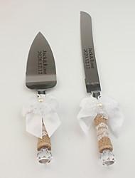 cheap -Resin / Steel Stainless Wedding / Birthday 1 set / PP Bag Knives / Shovel / Bakeware