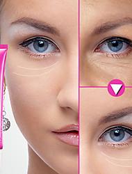 abordables -la milee rose crème contour des yeux anti-rides anti-âge reconstitution hydratante enlever les poches éclaircir les cernes les rides rides le soin des yeux