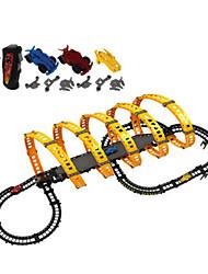 cheap -Toy Car Track Rail Car Car Remote Control / RC Novelty Cartoon Boys' Toy Gift