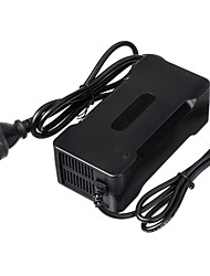 cheap -54.6V 4A Output 100-240Voltage 48V Lithium Battery Charger EU/AU/UK Plug For Electric Vehicle Scooter