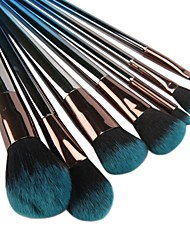 cheap -Professional Makeup Brushes 7pcs Full Coverage Plastic for Makeup Brushes