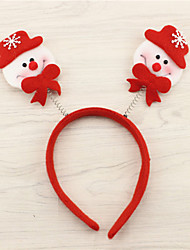 cheap -Christmas Decorations Hair Band Novelty Textile Adults' Toy Gift