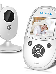 cheap -Wireless Video Smart Baby Monitor Automatic Night Vision Baby Security Camera VOX PAL / NTSC Two Way Talk ZR302 Temperature Monitoring Home Security Baby Eletronica