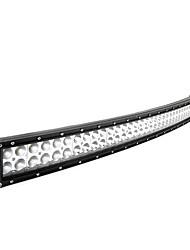 Недорогие -1 шт. 41.7 дюймов 240 Вт двойной изогнутый светодиодный рабочий свет бар наводнение комбинированный луч для бездорожья 4x4 джип внедорожник atv