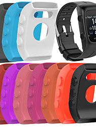 cheap -Smart Watch Soft Silicone Case for POLAR M400 Colorful Durable Protective Shell Perfect fit for polar m 430 Wristband