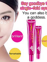 cheap -Double-fold eyelids Stereotype cream durable natural trace free invisible Korean double-fold eyelid paste big eyes 35g