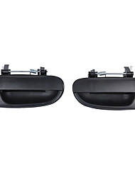cheap -1 Pair Outside Door Handle OE 82660-25000FR (Front Right) 82650-25000FL(Front Left) for Hyundai Accent ModelsA1796