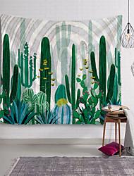 cheap -Garden Theme / Classic Theme Wall Decor 100% Polyester Classic / Modern Wall Art, Wall Tapestries Decoration