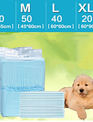 cheap -Dog Training Pet Training and Puppy Pads Cat Dog Rabbit Dog Rabbits Cat Trainer Easy to Install Safety Nonwoven For Pets