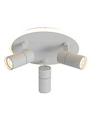 cheap -3-Light 28 cm Spot Light Metal Novelty Painted Finishes LED / Modern 110-120V / 220-240V