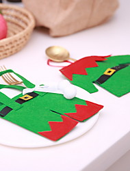 cheap -Christmas Ornaments Holiday Cotton Fabric Mini Novelty Christmas Decoration