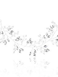 Недорогие -Сплав с Crystal / Rhinestone / Цветы 1 шт. Свадьба Заставка