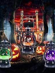 cheap -BRELONG 2019 New Halloween Light LED Lanterns Retro Waterproof Outdoor Hanging Light Candlelight Light Party for Garden Patio Yard Party Bar