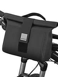 cheap -2 L Bike Handlebar Bag Waterproof Portable Wearable Bike Bag TPU 1680D Polyester Bicycle Bag Cycle Bag Cycling Outdoor Exercise Bike / Bicycle