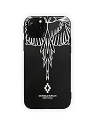 cheap -Case For Apple iPhone 11 / iPhone 11 Pro / iPhone 11 Pro Max Ultra-thin / Pattern Back Cover Feathers TPU