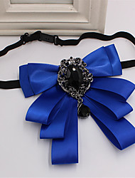 cheap -Unisex Party / Work / Cute Bow Tie - Solid Colored