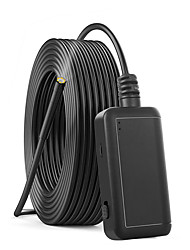 cheap -5.5 mm lens Hd Usb Endoscope 1000 cm Working length Home Security Inspection Snake Tube Car Repair Inspection