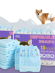 cheap -Dog Training Dog Diapers Pet Training and Puppy Pads Portable Soft Dog Breathable Soft Safety Nonwoven Cotton Behaviour Aids For Pets