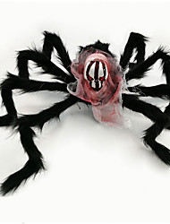 cheap -2019 Halloween decorations spider bar haunted house decoration works with skulls
