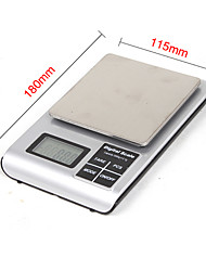 cheap -500g High Definition Portable Auto Off Digital Jewelry Scale Mini Pocket Digital Scale For Office and Teaching Home life Outdoor travel