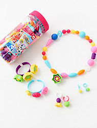 cheap -Kids Educational And Learning Toys Craft Beads Child DIY Part Beads Jewelry Handmade Toy