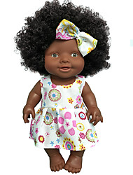 cheap -Reborn Doll Baby Girl 10 inch Gift Classic Parent-Child Interaction Kid's Unisex Toy Gift