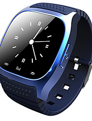 cheap -M26 Men Women Smartwatch Android Bluetooth Smart Long Standby Calories Burned Heart Rate Monitor Waterproof Alarm Clock Sedentary Reminder Sleep Tracker Call Reminder Pedometer Smart watch