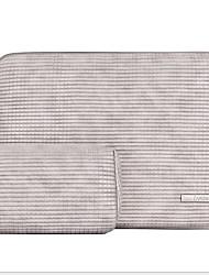 cheap -PU Zipper Laptop Bag Outdoor Light Grey