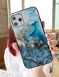 cheap -Phone Case For Apple Back Cover iPhone 12 Pro Max 11 SE 2020 X XR XS Max 8 7 6 Ultra-thin Marble TPU