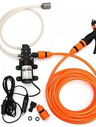 cheap -1pcs Portable High Pressure Washer Power Pump Self-priming Car Wash Gun Sprayer 12V 36W
