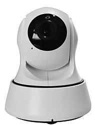 cheap -Factory OEM YT02AI 2 mp Wireless PTZ IP Camera Indoor Night Vision Remote Access Motion Detection Home Security Camera Support 64 GB for Baby Room / Living Room