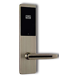 cheap -Factory OEM PRND-RF213 Zinc Alloy Card Lock Smart Home Security Android System RFID Hotel Wooden Door (Unlocking Mode Card)