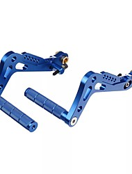 cheap -CNC Go Kart Racing Pedals Billet Brake Accelerator Set Aluminum Universal