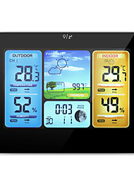 cheap -RZ® FJ3373 Portable / Smart Hygrometers Home life, Auto power off, data hold