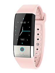 cheap -DX1 Smart Wristband Bluetooth Fitness Tracker Support Notify/ Heart Rate Monitor Sports Waterproof SmartwatchCompatible Samsung/ Iphone/ Android Phones