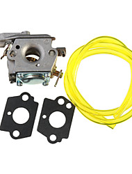 cheap -Carburetor Carb with Gasket For Tecumseh TM049XA TC200 TC300 Ice Auger 2-Cycle Engine