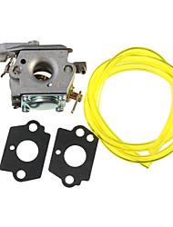 Недорогие -карбюратор карбюратор с прокладкой для tecumseh tm049xa tc200 tc300 2-тактный двигатель шнекового двигателя