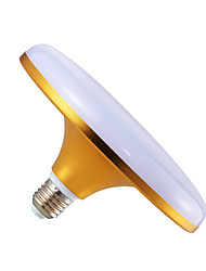 cheap -LED Golden UFO Bulb Factory Warehouse Lighting E27 Screw 30W Power Energy-saving Bulb Bubble