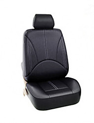 cheap -PU Leather Seats Cover for Four Seasons Universal Seats Cover Waterproof Dust-proof