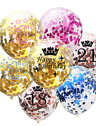 cheap -Balloon Emulsion 20 Birthday