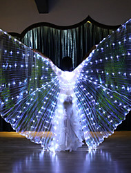 cheap -Dance Accessories Isis Wings Women's Performance Terylene LED